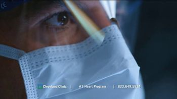 Cleveland Clinic TV Spot, 'Number One Heart Program'