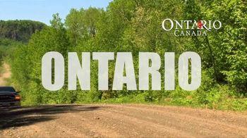 Destination Ontario TV Spot, 'Canada Hunting'