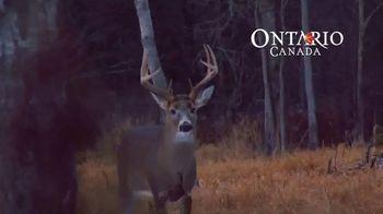 Destination Ontario TV Spot, 'Canada Hunting' - Thumbnail 5