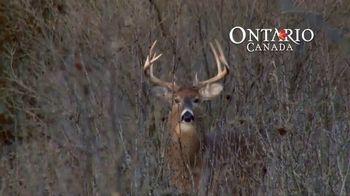 Destination Ontario TV Spot, 'Canada Hunting' - Thumbnail 7