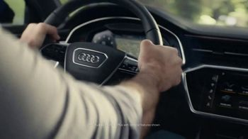 2020 Audi A6 TV Spot, 'Hair' [T1] - Thumbnail 6