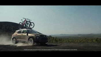 Chevrolet TV Spot, 'Just Better: Weekend' [T1]