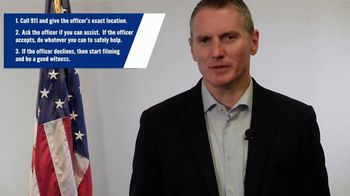 National Police Association TV Spot, 'Assist the Officer' - Thumbnail 10
