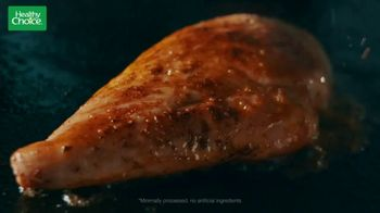 Healthy Choice Adobo Chicken Wrap TV Spot, 'Deliciously Satisfying' - Thumbnail 2