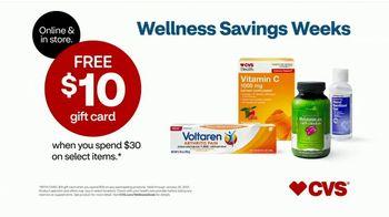 CVS Health TV Spot, 'Excuses: Melatonin, Hand Sanitizer, Vitamin C Supplements & Voltaren Cream' - Thumbnail 9