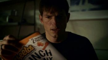 Cheetos Crunch Pop Mix Super Bowl 2021 Teaser, 'Evidence' Featuring Ashton Kutcher