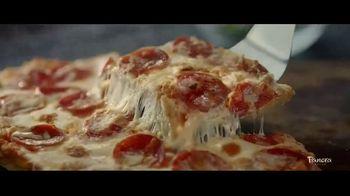 Panera Bread Flatbread Pizzas TV Spot, 'Masterpiece' - Thumbnail 8