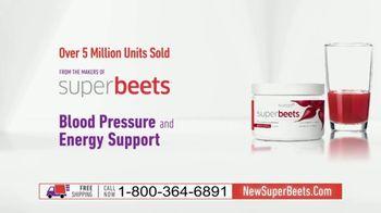 SuperBeets TV Spot, 'SuperBeets CC'
