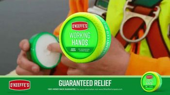 O'Keeffe's Working Hands TV Spot, 'Constant Washing: Cracked Hands' - Thumbnail 5