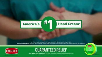 O'Keeffe's Working Hands TV Spot, 'Constant Washing: Cracked Hands' - Thumbnail 7