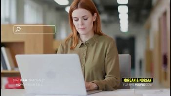 Morgan & Morgan Law Firm TV Spot, 'What's Important to Know' - Thumbnail 1