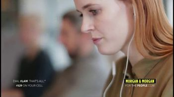Morgan & Morgan Law Firm TV Spot, 'What's Important to Know' - Thumbnail 2