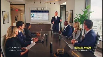 Morgan & Morgan Law Firm TV Spot, 'What's Important to Know' - Thumbnail 6