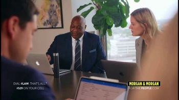 Morgan & Morgan Law Firm TV Spot, 'What's Important to Know' - Thumbnail 7