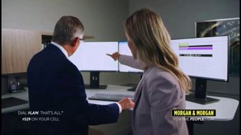 Morgan & Morgan Law Firm TV Spot, 'What's Important to Know' - Thumbnail 8