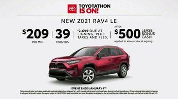 Toyota Toyotathon TV Spot, 'Neighbors' [T2] - Thumbnail 8