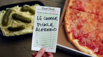 Slice TV Spot, 'Order From Your Favorite Pizzerias Without The Crazy Fees'