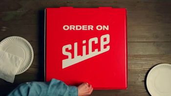 Slice TV Spot, 'Order From Your Favorite Pizzerias Without The Crazy Fees' - Thumbnail 1