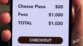 Slice TV Spot, 'Order From Your Favorite Pizzerias Without The Crazy Fees' - Thumbnail 4