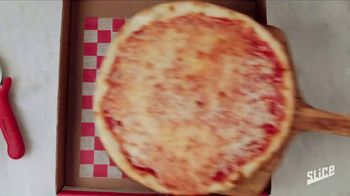 Slice TV Spot, 'Order From Your Favorite Pizzerias Without The Crazy Fees' - Thumbnail 6