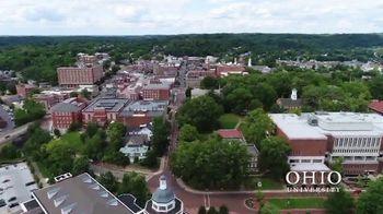 Ohio University TV Spot, 'Greg Carlin Rapid Fire' - Thumbnail 5