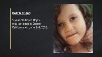 National Center for Missing & Exploited Children TV Spot, 'Karen Rojas'