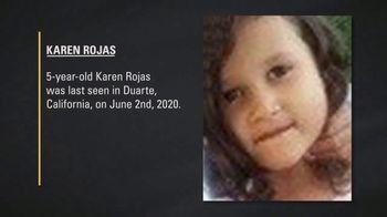 National Center for Missing & Exploited Children TV Spot, 'Karen Rojas' - Thumbnail 2