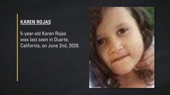 National Center for Missing & Exploited Children TV Spot, 'Karen Rojas' - Thumbnail 3