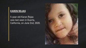 National Center for Missing & Exploited Children TV Spot, 'Karen Rojas' - Thumbnail 5