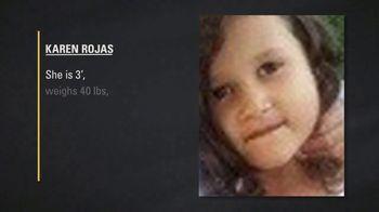 National Center for Missing & Exploited Children TV Spot, 'Karen Rojas' - Thumbnail 6