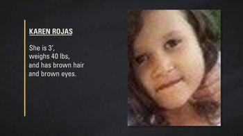 National Center for Missing & Exploited Children TV Spot, 'Karen Rojas' - Thumbnail 7