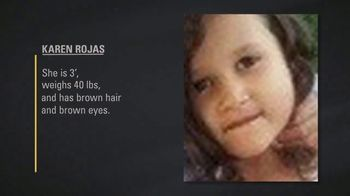 National Center for Missing & Exploited Children TV Spot, 'Karen Rojas' - Thumbnail 8