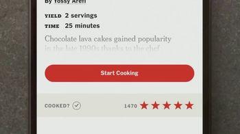NYT Cooking TV Spot, 'Recipes. Advice. Inspiration.' - Thumbnail 7