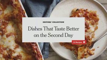 NYT Cooking TV Spot, 'Recipes. Advice. Inspiration.' - Thumbnail 4