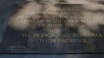The Vietnam Veterans Memorial Fund TV Spot, 'Agent Orange Exposure and PTSD' - Thumbnail 3