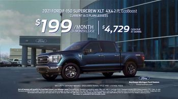 2021 Ford F-150 TV Spot, 'Drive Into the New Year: F-150' [T2] - Thumbnail 7