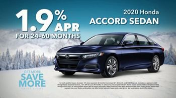 Honda Get More Save More Sales Event TV Spot, 'Sets the Standard: Accord' [T2] - Thumbnail 10