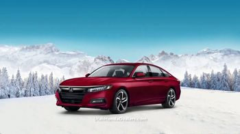 Honda Get More Save More Sales Event TV Spot, 'Sets the Standard: Accord' [T2] - Thumbnail 2