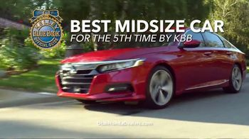 Honda Get More Save More Sales Event TV Spot, 'Sets the Standard: Accord' [T2] - Thumbnail 4