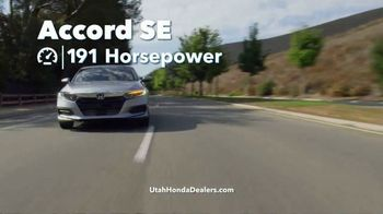 Honda Get More Save More Sales Event TV Spot, 'Sets the Standard: Accord' [T2] - Thumbnail 8