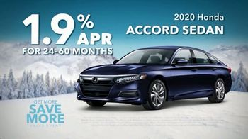 Honda Get More Save More Sales Event TV Spot, 'Sets the Standard: Accord' [T2] - Thumbnail 9