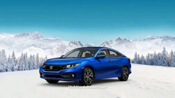 Honda Get More Save More Sales Event TV Spot, 'Tech at Every Turn: Civic' [T2] - Thumbnail 2