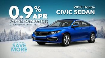 Honda Get More Save More Sales Event TV Spot, 'Tech at Every Turn: Civic' [T2] - Thumbnail 9