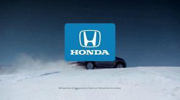 Honda TV Spot, 'Big Deal' [T2] - Thumbnail 3