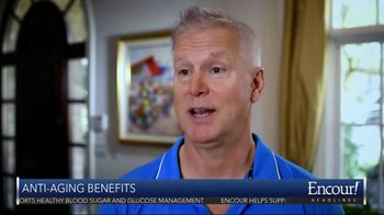 YourEncour TV Spot, 'Anti-Aging Benefits: Steve'