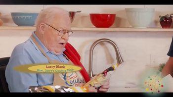 MicrobeFiber TV Spot, 'Larry'