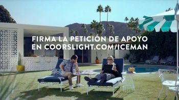 Coors Light TV Spot, 'El Iceman' con Tom Flores [Spanish] - Thumbnail 6