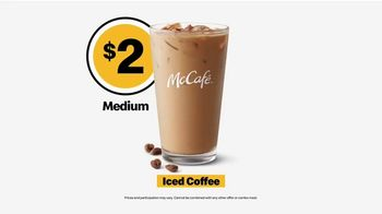 McDonald's TV Spot, 'The YESSSSSS! Meal: Medium Iced Coffee for $2' - Thumbnail 7