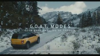 2021 Ford Bronco Sport TV Spot, \'Raised by Goats\' [T1]