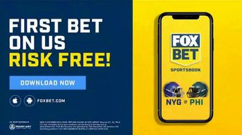 FOX Bet Super 6 Picks TV Spot, 'Bigger: Risk Free' Featuring Terry Bradshaw and Howie Long - Thumbnail 10